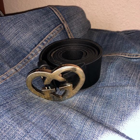 7c1b71aaa Gucci Accessories | Heart G Belt | Poshmark
